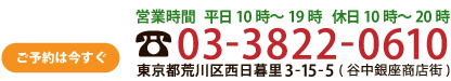 03-3822-0610